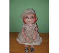 Текстильная кукла Катюша