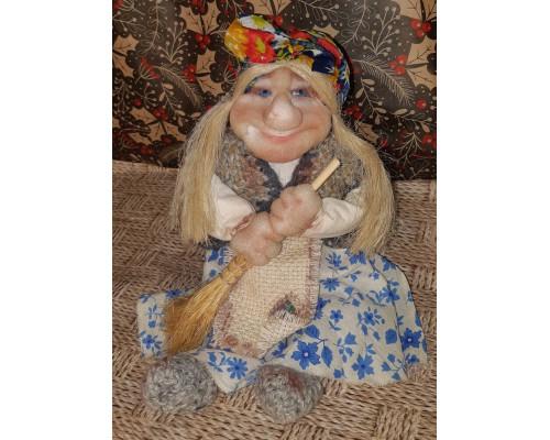 Кукла Баба Яга - модель №1